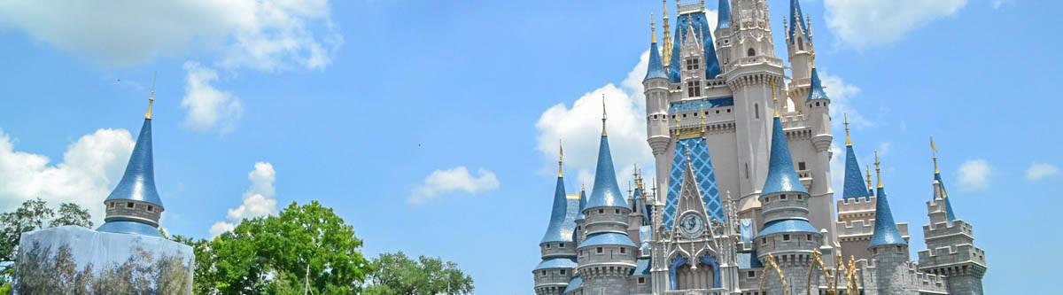Disney World in Orlando.
