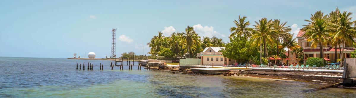 Key West, onderdeel van The Keys.