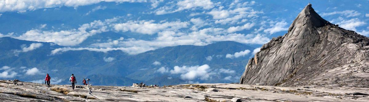 Mount Kinabalu, Malaysia.