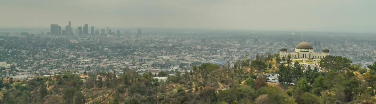 Griffith Park, Los Angeles.