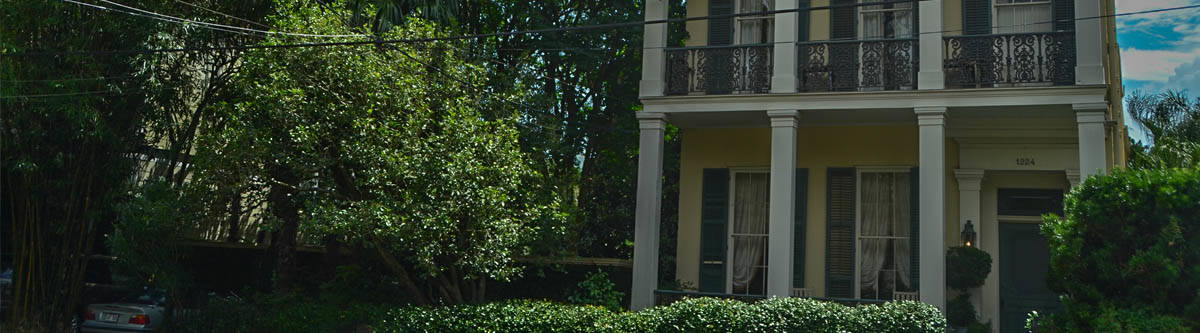 huis new orleans