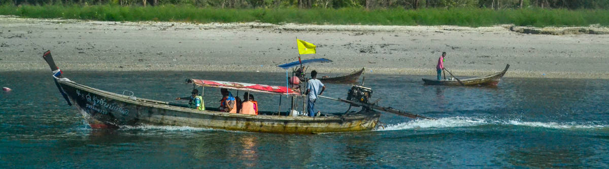 longboats thailand