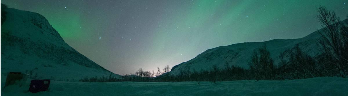 noorderlicht tromso aurora borealis