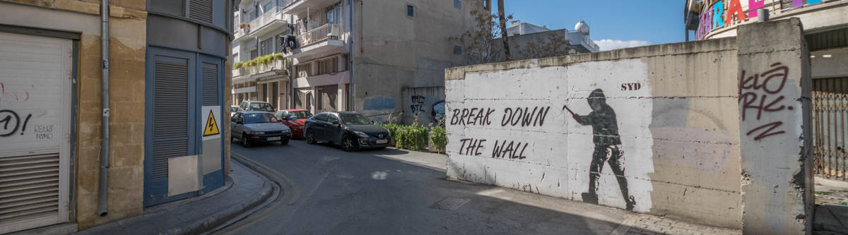 Nicosia muur
