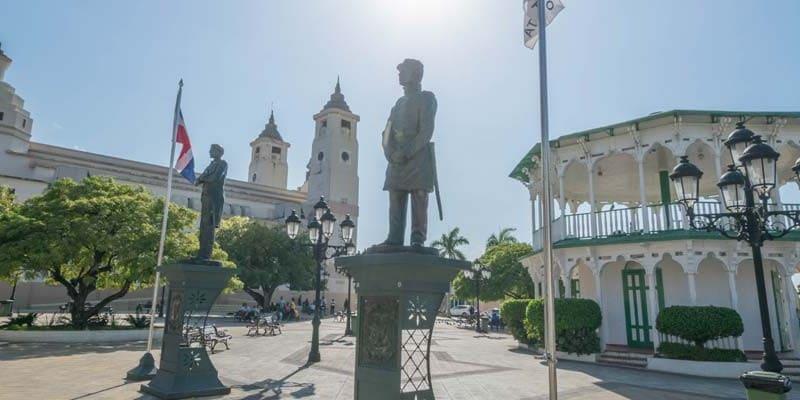 Puerto Plata central square