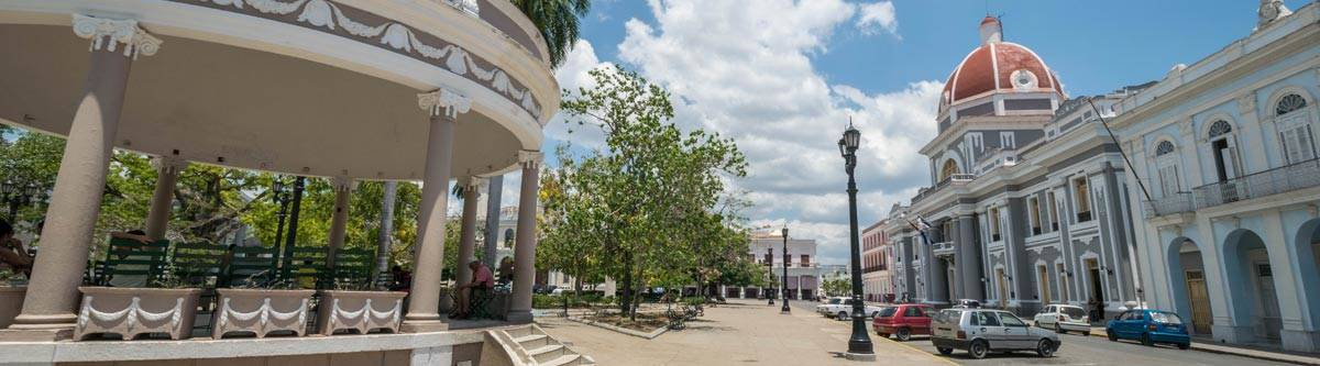 Cienfuegos, a rather big city in Cuba with not that much to do and see.