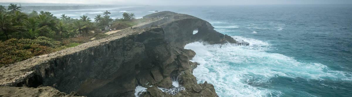 La Cueva del Indio. One of the best sights in Puerto Rico!