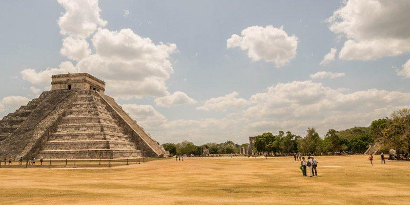 Chichen itza tour from Cancun