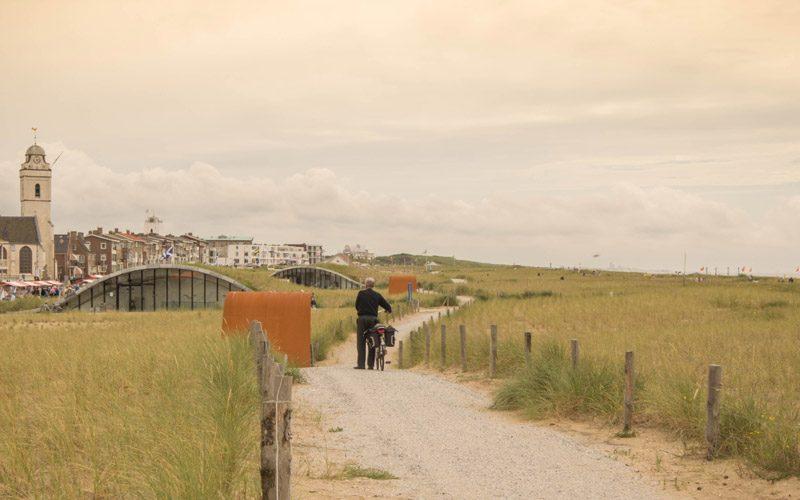 Katwijk aan zee, the Netherlands