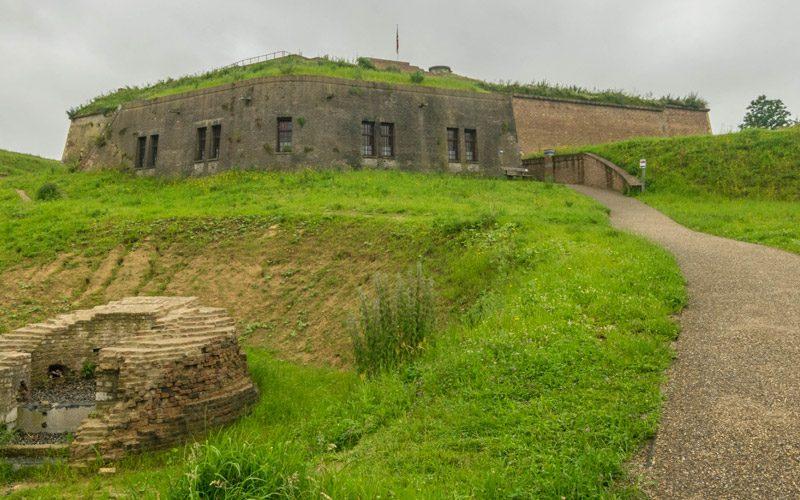 Saint Peter fort in Maastricht.