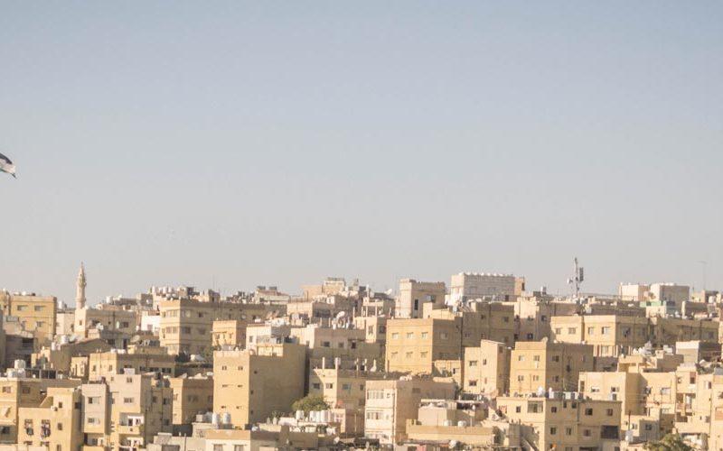 travelling through Jordan