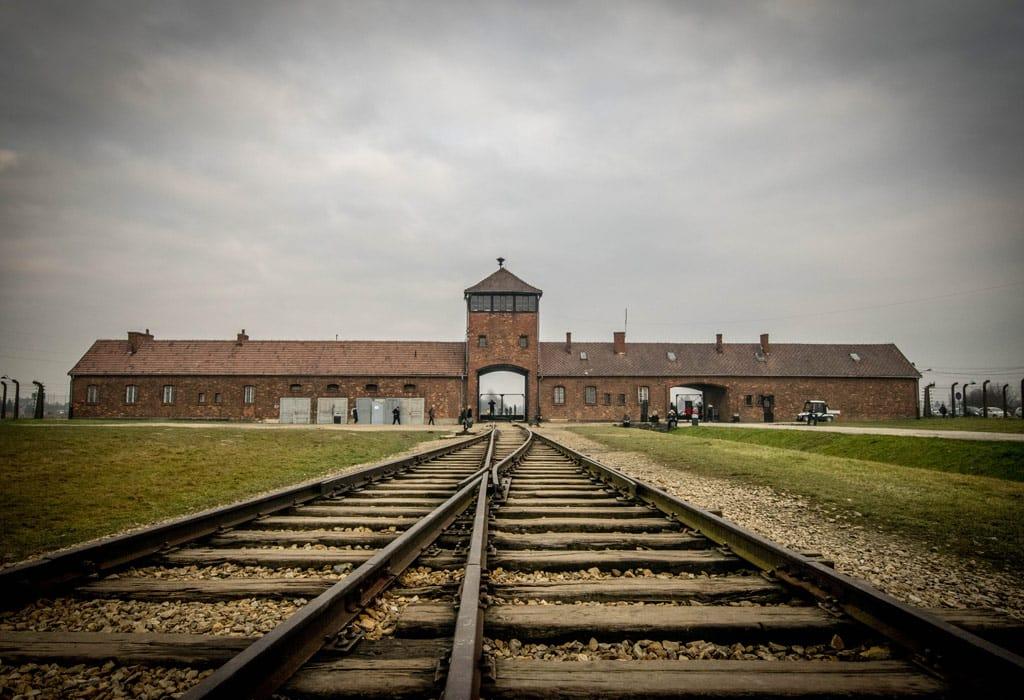 birkenau auschwitz concentration camp krakow
