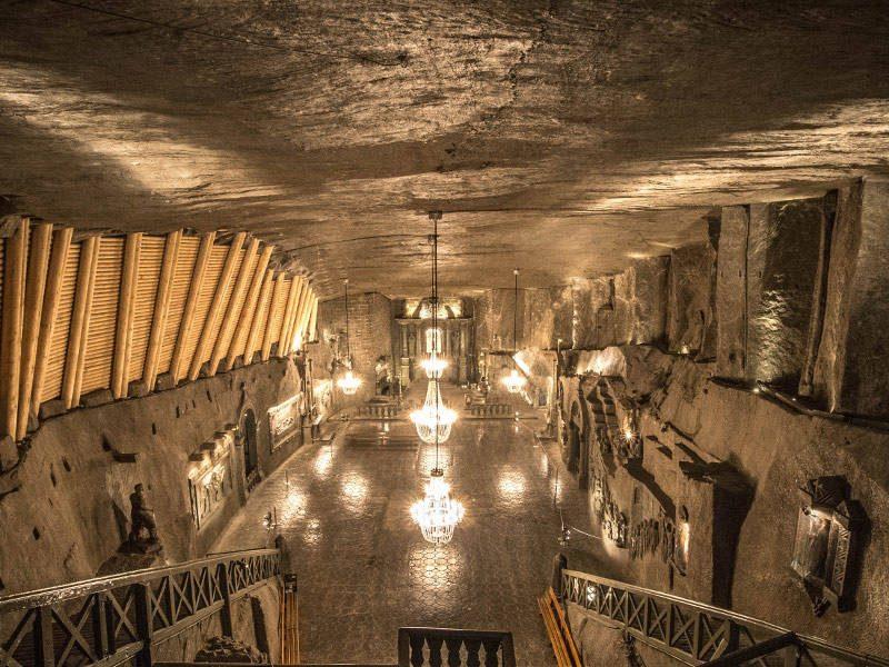 krakow to salt mines wieliczka