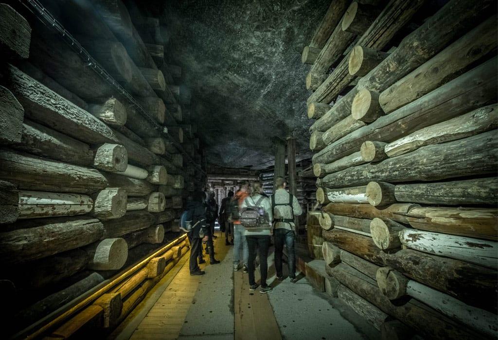 krakow to salt mines