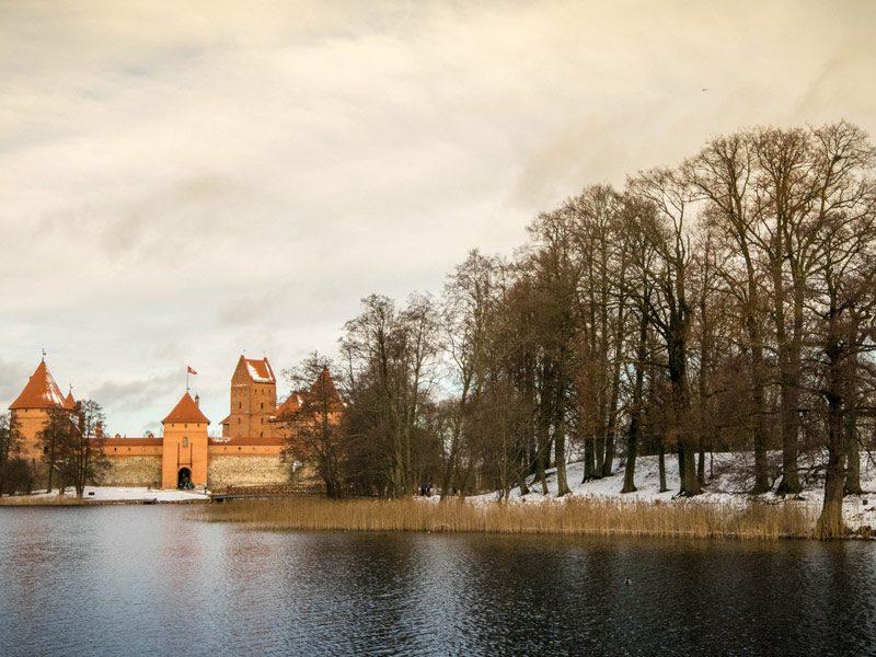 trakai castle vilnius