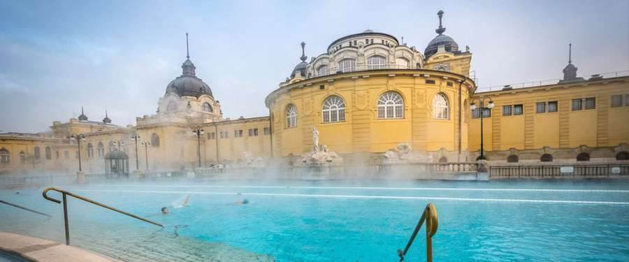 Gorgeous thermal baths which will leave you amazed and completely relaxed!