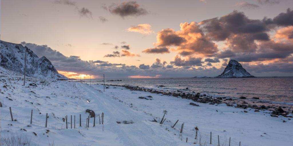 Andenes Lofoten islands