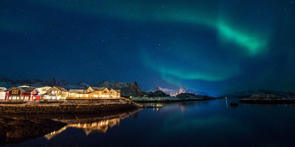 aurora norway lofoten