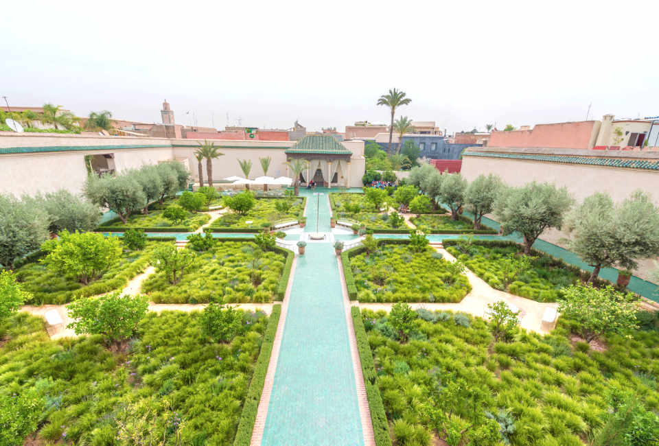 10 awesome things to do in marrakech morocco checkoutsam for Buy secret jardin