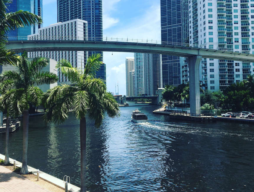 florida itinerary two weeks: miami