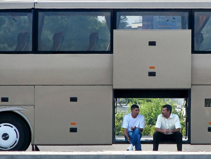 florida public transport itinerary