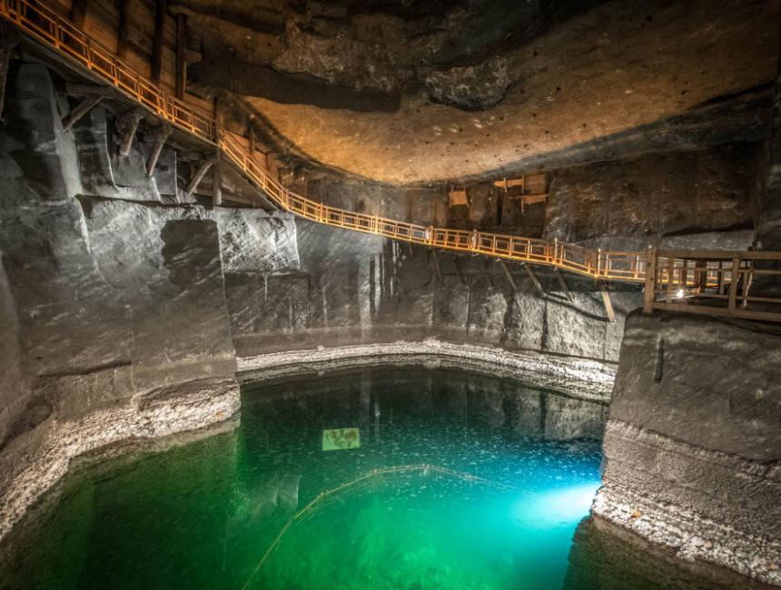salt mines of wielickzka