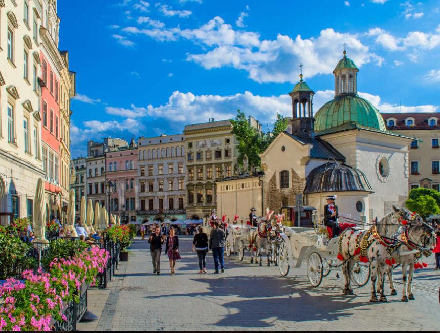 krakow visit poland