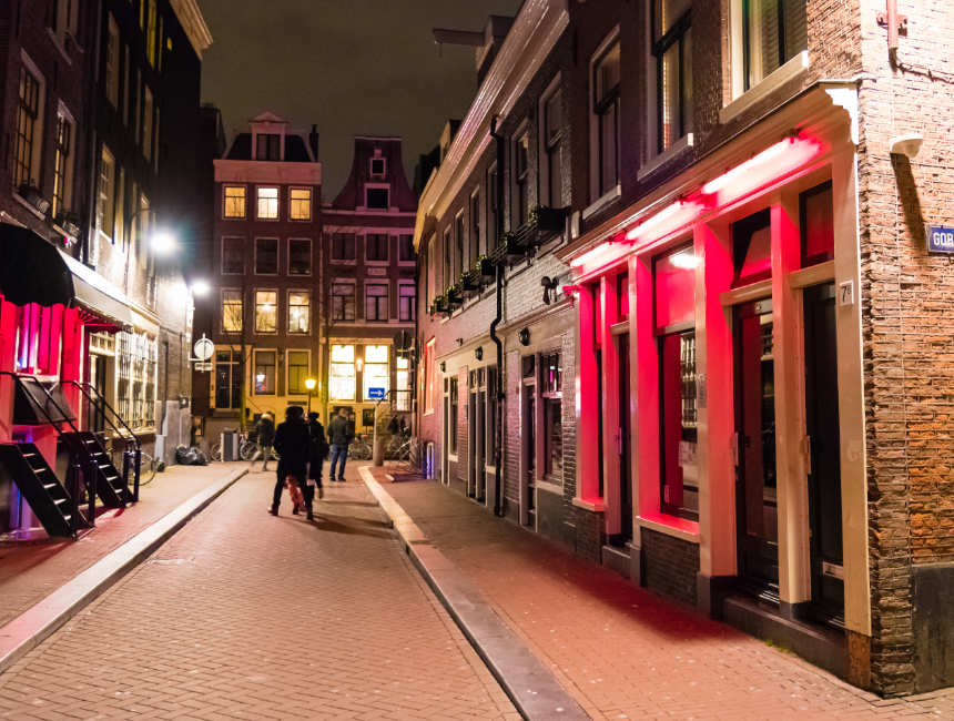 The red light district tour in amsterdam what to expect red light district tour amsterdam sciox Image collections