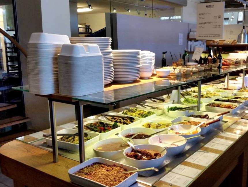 The best vegetarian restaurants in rotterdam vegan