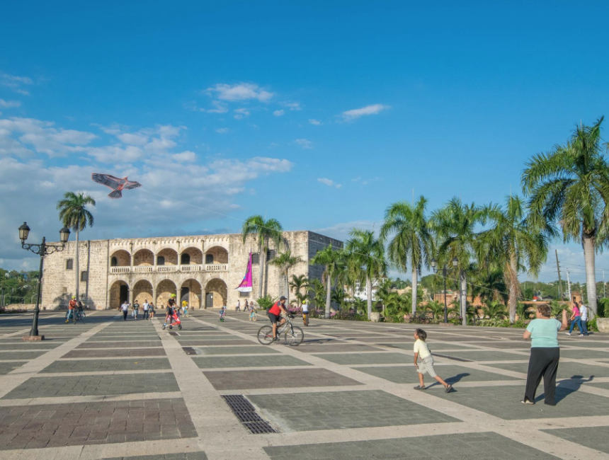 zona colonial santo domingo - things to do in dominican republic