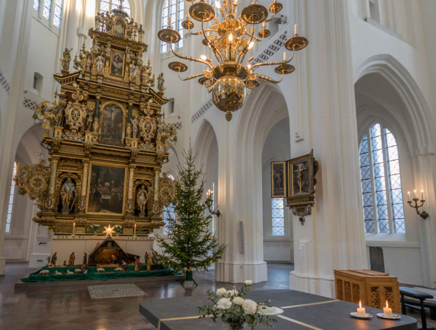 St Petri Kyrka things to see in Malmö