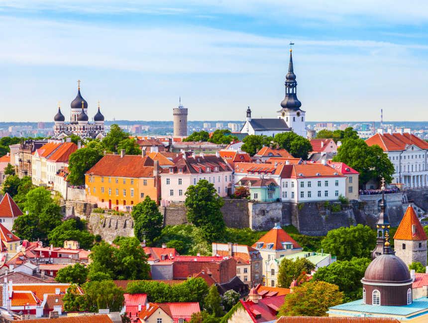 excursions from Helsinki Tallinn