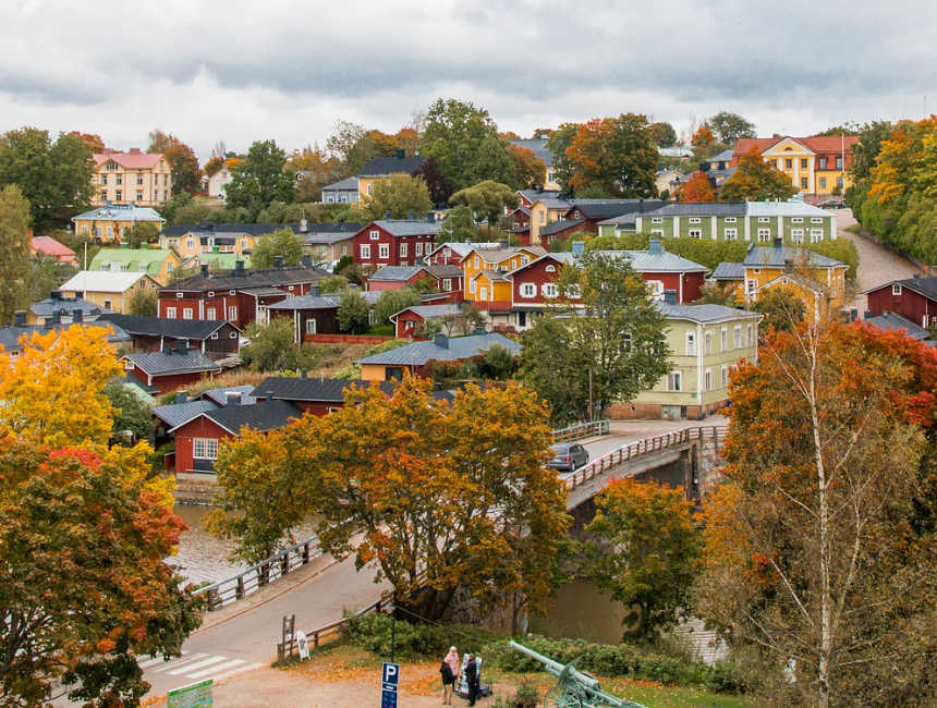 porvoo things to do in helsinki and surroundings