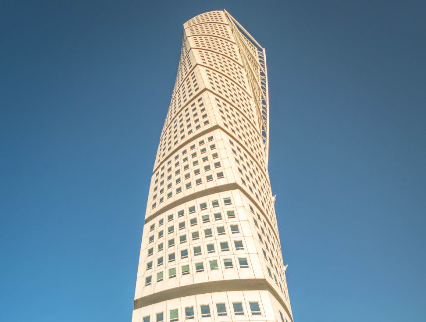 turning torso things to do in Malmo