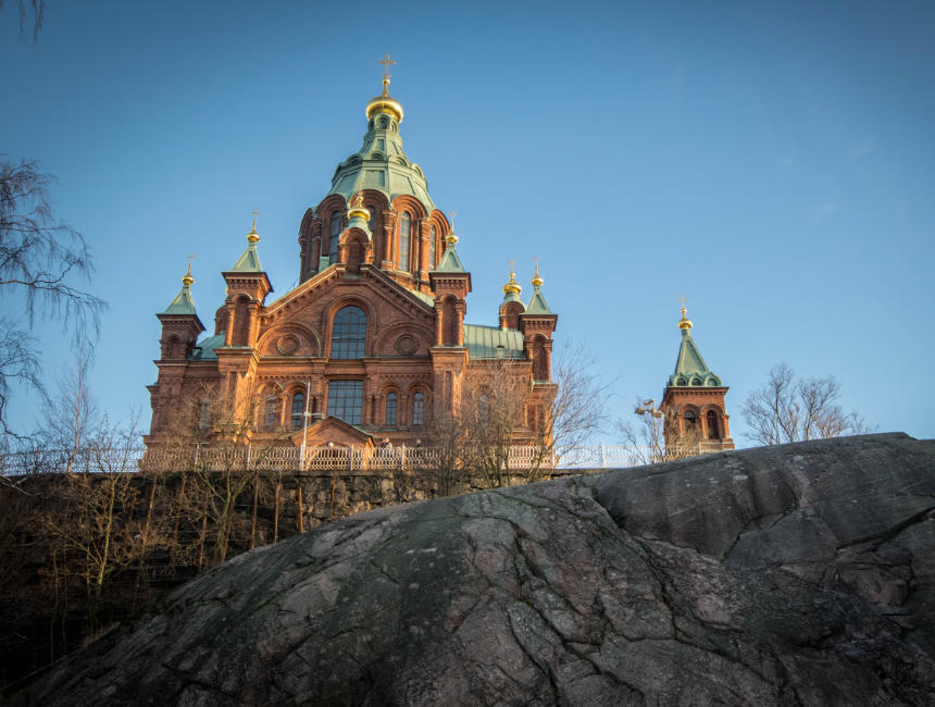 uspenski cathedral things to see in Helsinki