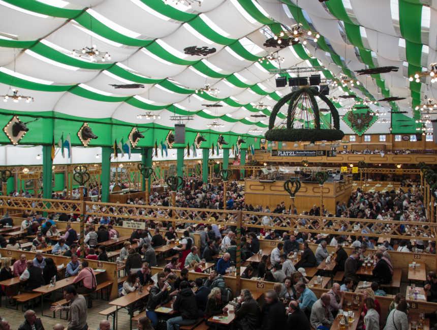 Armbrustschutzen Festhalle Oktoberfest Munich