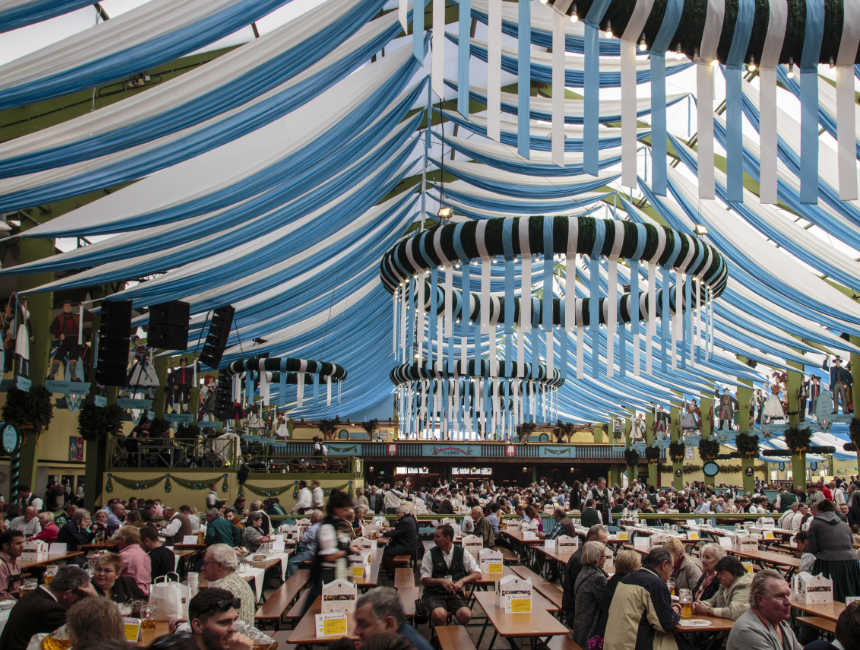Ochsenbraterei tent oktoberfest & Oktoberfest in Munich | What is there to do and how are they ...