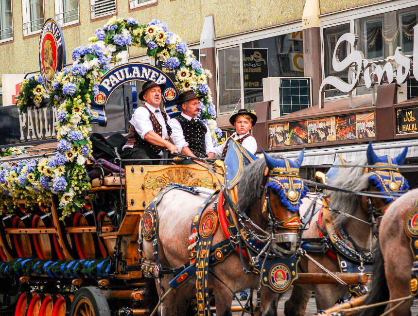 oktoberfest beer and culture bavaria