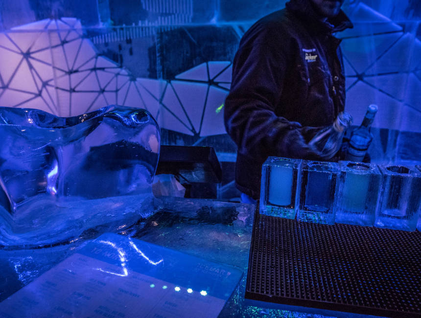 Things to do in Stockholm: Icebar