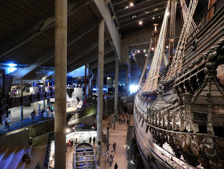 Vasa Museum - Best places to visit in Stockholm