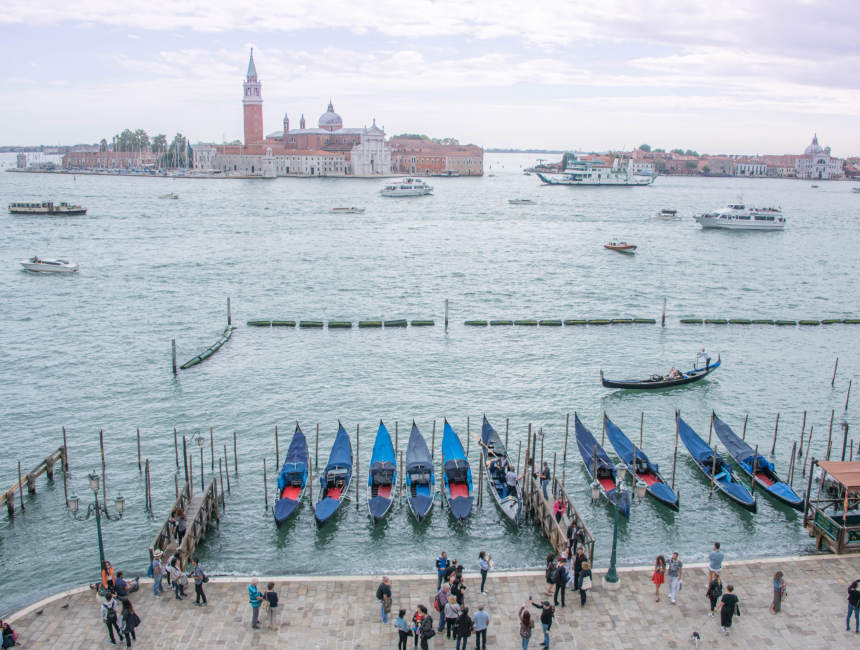 views doge's palace venice