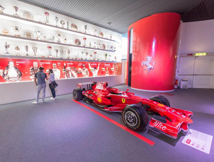 Visiting The Ferrari Museum In Modena Maranello Day Trip From Bologna