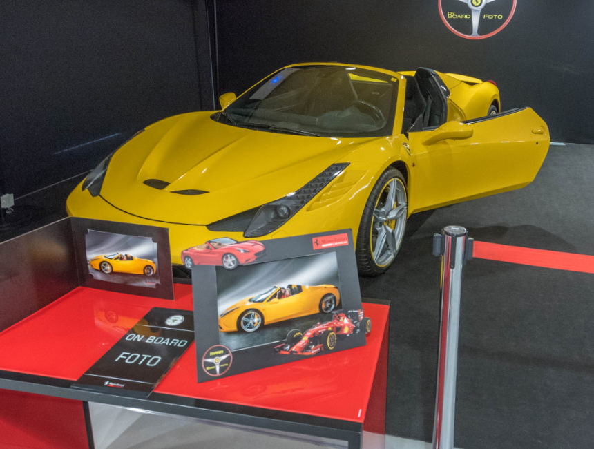 Visiting The Ferrari Museum In Modena Maranello Day Trip From