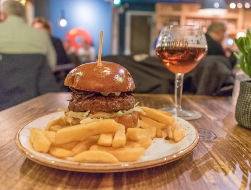 Charlies burgers and steaks valkenburg