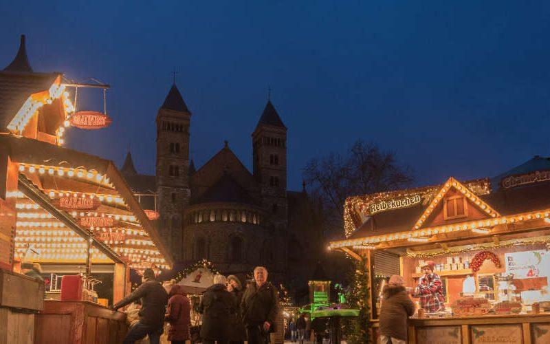 Christmas market Maastricht