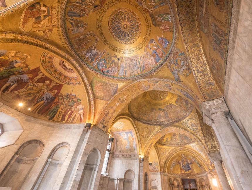 san marco basilica venice sights