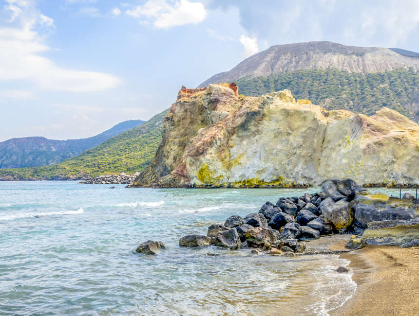 Aeolian islands sicily tourist attractions