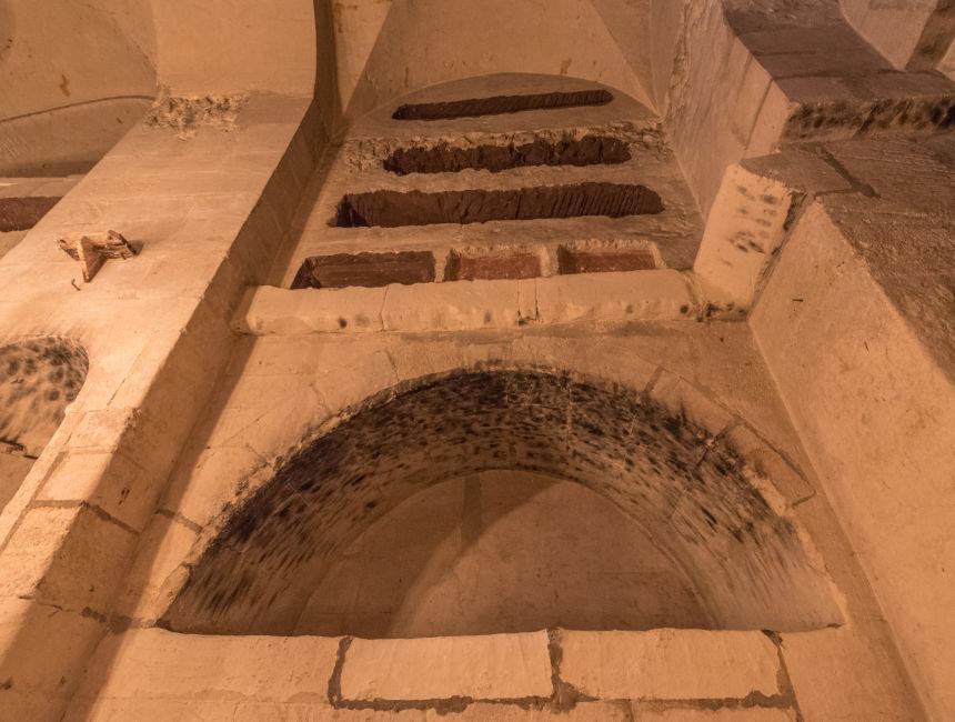 catacombs rome