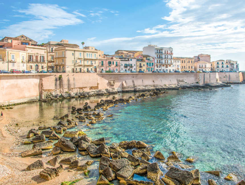 syracuse sicily highlights italy