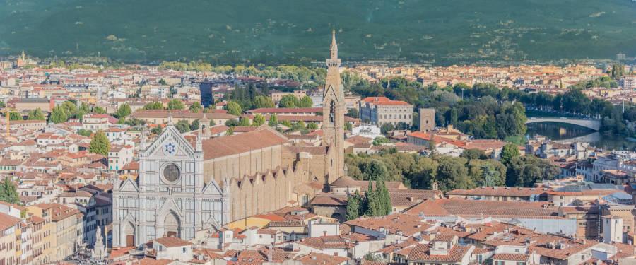 basilica di santa croce florence travel guide